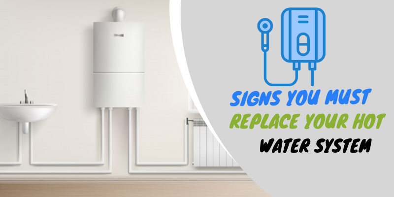 Replace Your Hot Water System