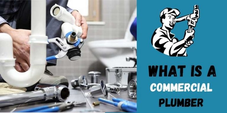 What is A Commercial Plumber