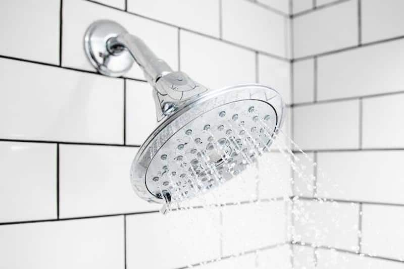 Fixing a Dripping Shower Head