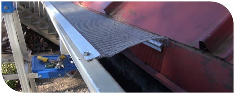 How To Install Gutter Guards On Metal Roof
